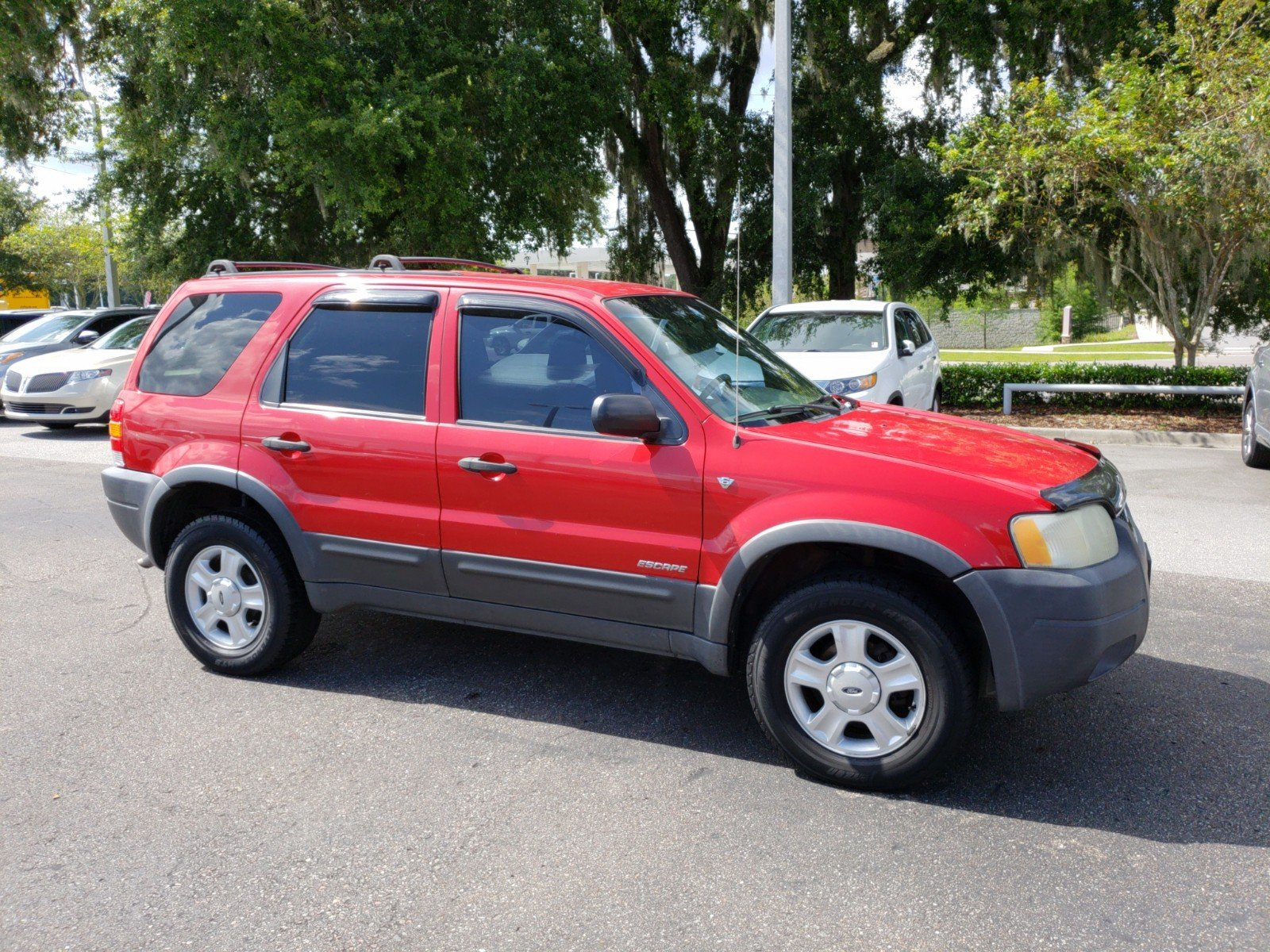 Pre-Owned 2002 Ford Escape XLT Choice
