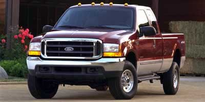 Pre-Owned 2001 Ford F-350SD XL