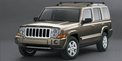 Pre-Owned 2006 Jeep Commander