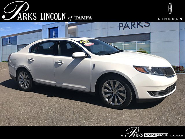 Pre-Owned 2016 Lincoln MKS Elite