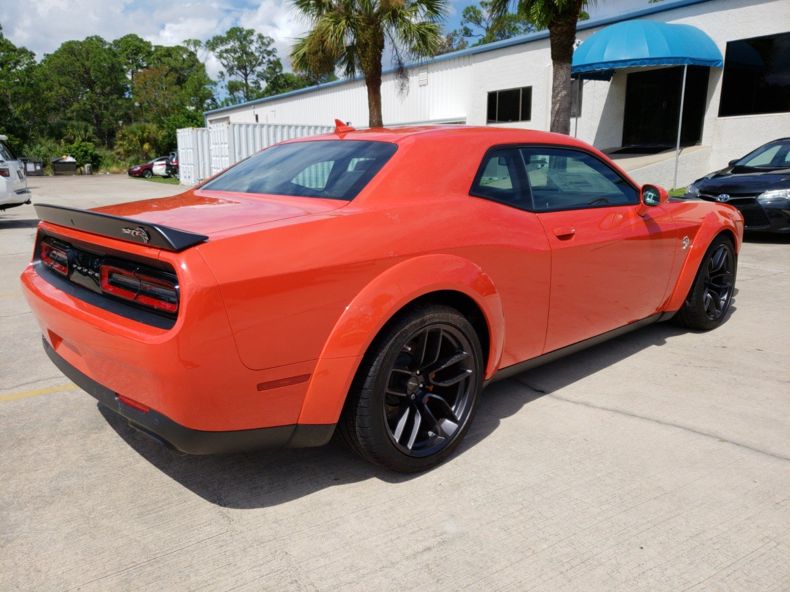 New 2018 Dodge Challenger Srt Hellcat Widebody Coupe In Titusville Speed Sensors For 5 7 L Chrysler 300c Hemi Schematic