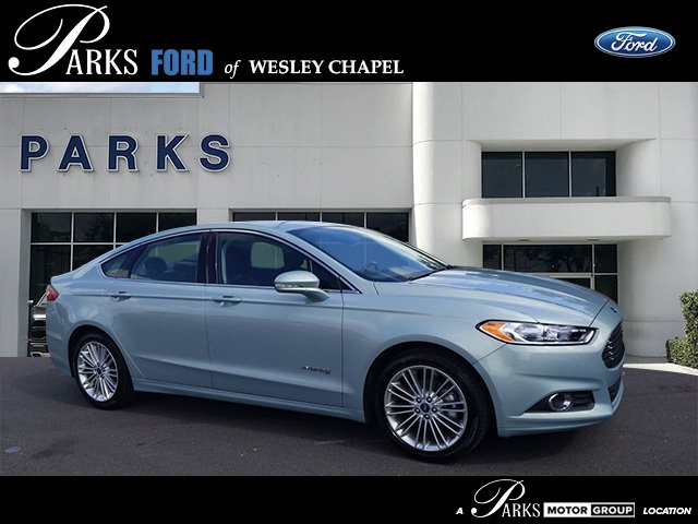 Pre-Owned 2013 Ford Fusion SE Hybrid