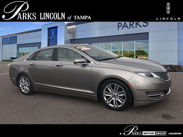 Pre-Owned 2016 Lincoln MKZ Hybrid