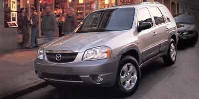 Pre-Owned 2002 Mazda Tribute ES