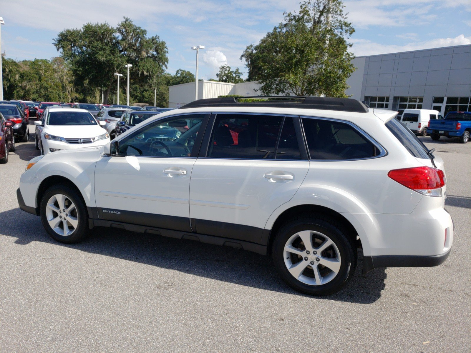 Pre Owned 2013 Subaru Outback 25i Suv In Titusville Js284855b 2000 Map Sensor Location