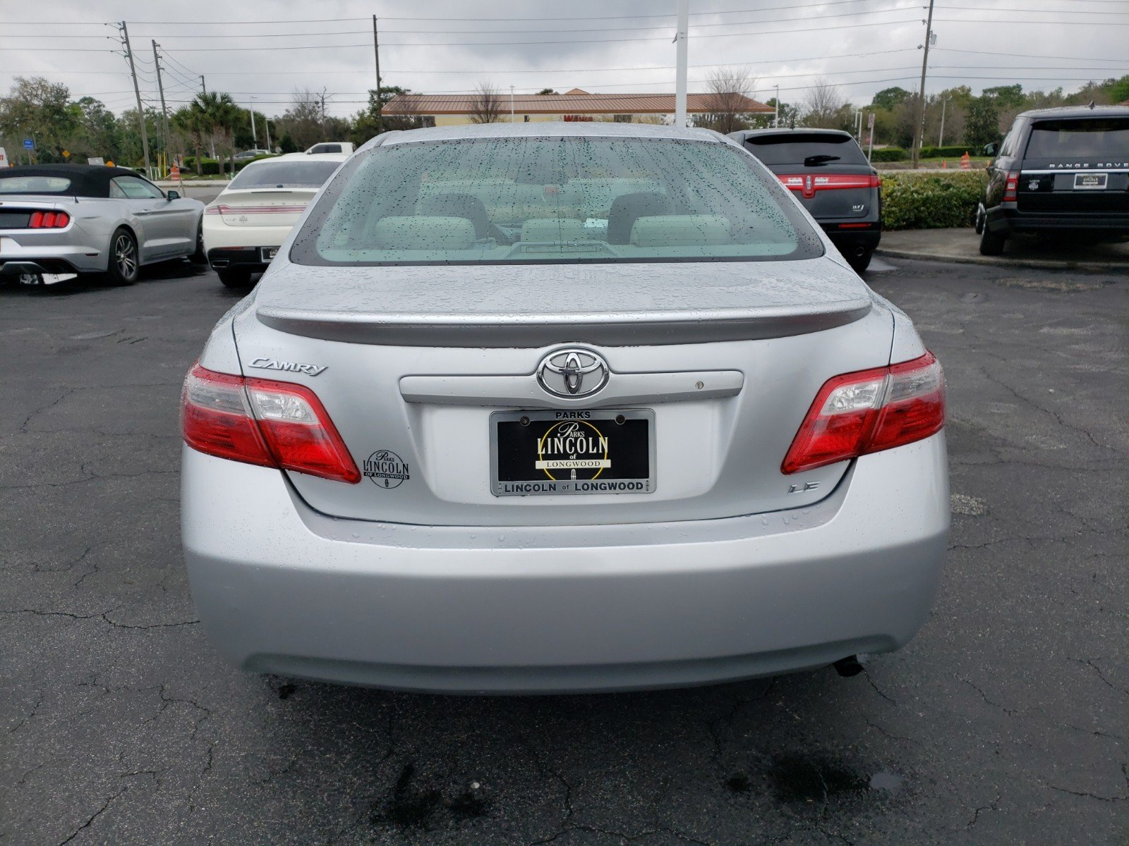 Pre Owned 2008 Toyota Camry Le