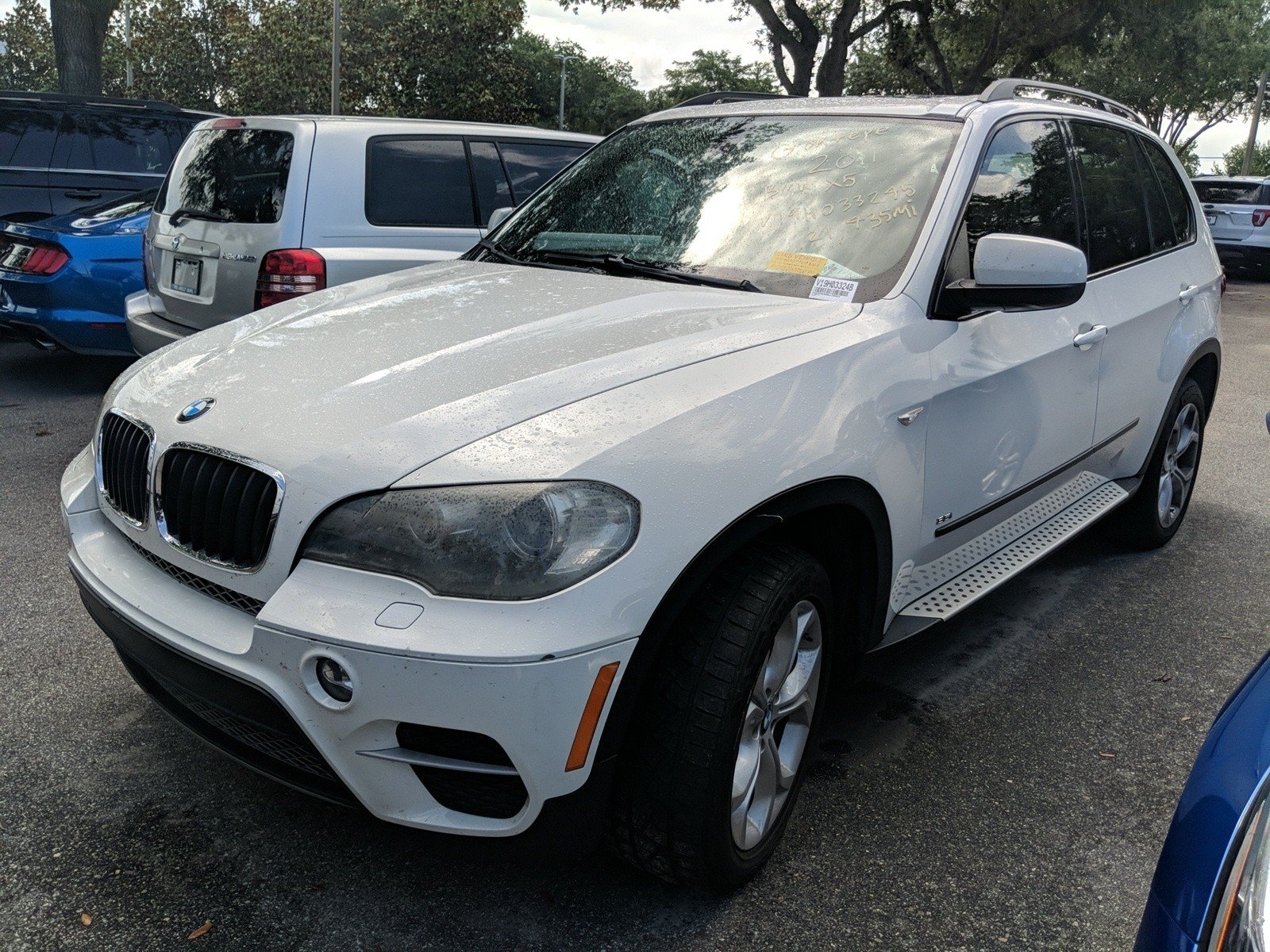 Pre-Owned 2011 BMW X5 xDrive35i