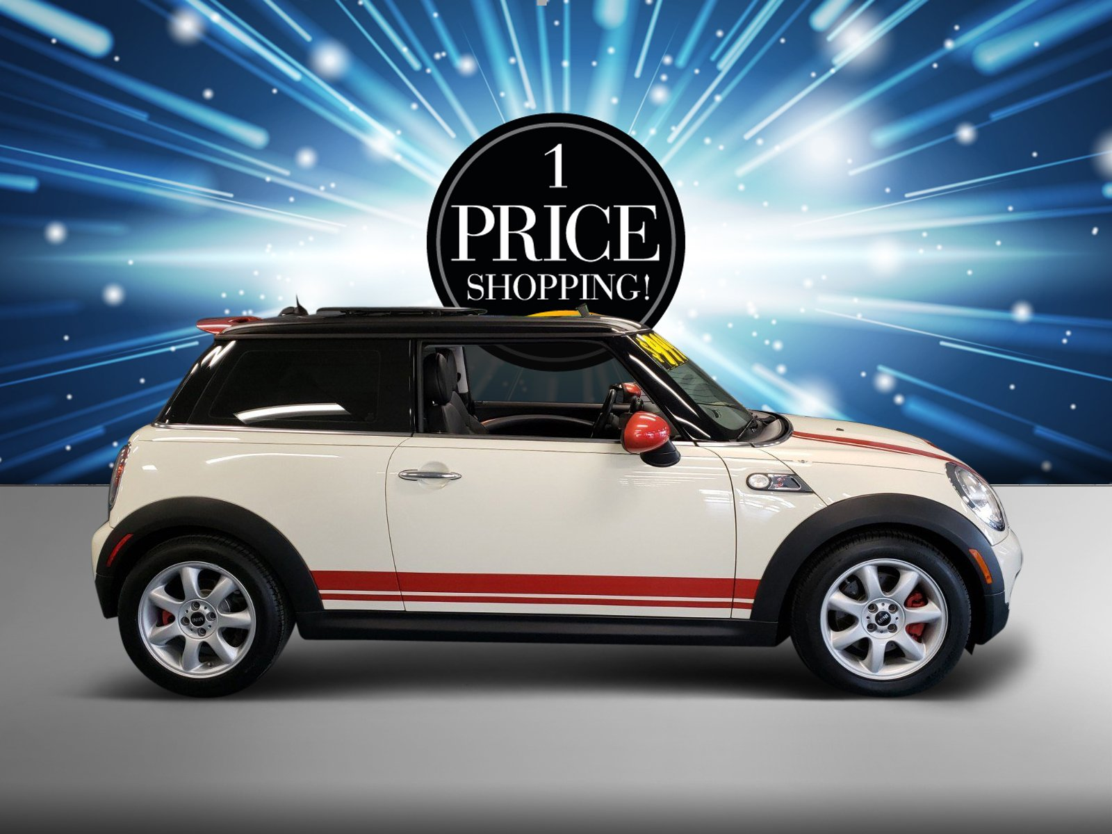 Pre-Owned 2008 MINI Cooper Hardtop S