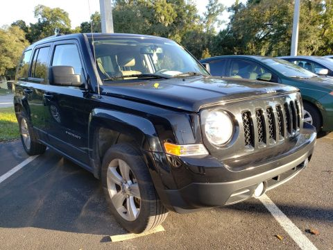 Pre-Owned 2014 Jeep Patriot Limited
