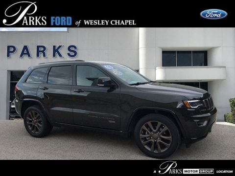 Pre-Owned 2016 Jeep Grand Cherokee Limited 75th Anniversary