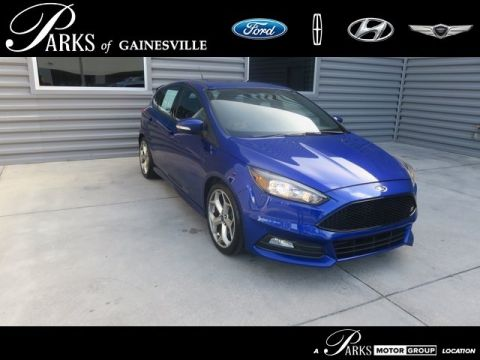 Pre-Owned 2015 Ford Focus ST