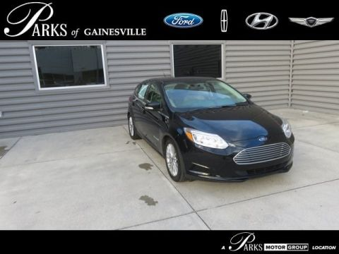 Pre-Owned 2016 Ford Focus Electric Titanium