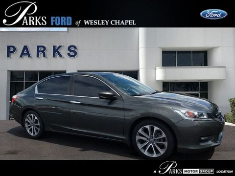 Pre-Owned 2015 Honda Accord Sedan Sport