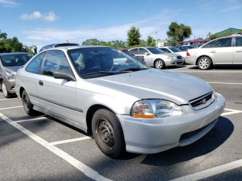 Pre-Owned 1998 Honda Civic DX