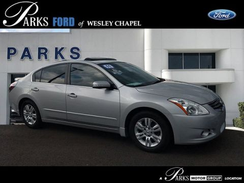 Pre-Owned 2011 Nissan Altima 2.5 SL