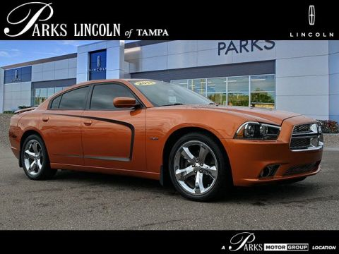 Pre-Owned 2011 Dodge Charger RT Plus