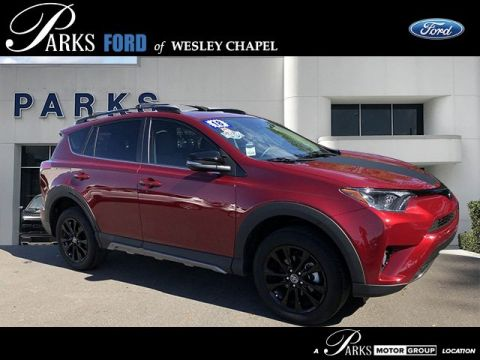 Pre-Owned 2018 Toyota RAV4 Adventure