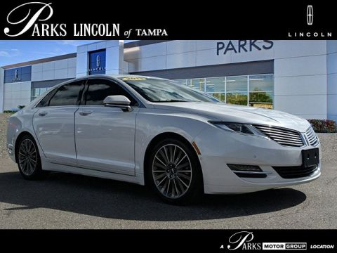Pre-Owned 2013 Lincoln MKZ Preferred Equipment Grp