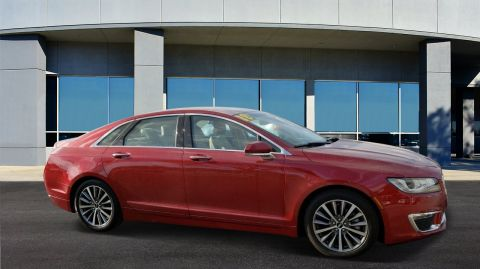 Pre-Owned 2018 Lincoln MKZ Premiere