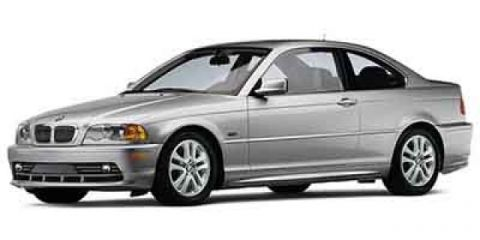 Pre-Owned 2002 BMW 3 Series 330Ci