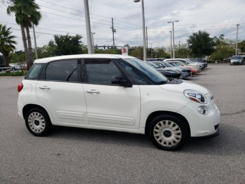 Pre-Owned 2014 FIAT 500L Pop